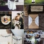 How to Incorporate Lace Into Your Weddings of Different Styles
