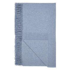 Buy John Lewis Plain Wool Throw Online at johnlewis.com