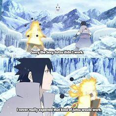 Naruto & sasuke vs kaguya... #anime #NarutoShippuden #naruto #sasuke #kaguya