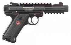 FAMILY:Mark IV Series MODEL:Mark IV Tactical TYPE:Semi-Auto Pistol ACTION:Single Action FINISH:Black Oxide STOCK/FRAME:Alloy Frame &nb