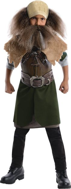 The Hobbit Deluxe Dwalin Costume Large ** See this wonderful item. (This is an affiliate link ). Hobbit Costume, Beard Beanie, Halloween Party, Halloween Costumes, Beard Head, Children Costumes, Old Love, The Hobbit, One Color