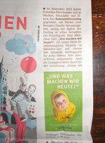 Unser Kinderguide in der Münchner Abendzeitung!