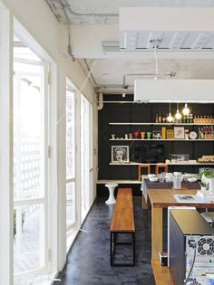 Shophouse Transformation by allzone