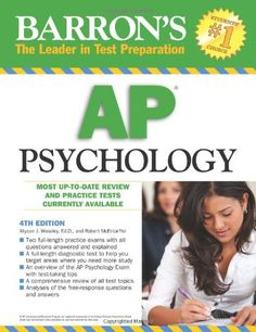 Bestseller books online Barron's AP Psychology (Barron's AP Psychology Exam) Robert McEntarffer, Allyson J. Weseley Ed.D.  http://www.ebooknetworking.net/books_detail-0764140531.html