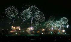 New Year's eve fireworks around the world (36 Photos)