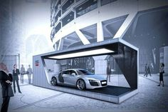 Audi One Car Showroom is Launched in Sydney