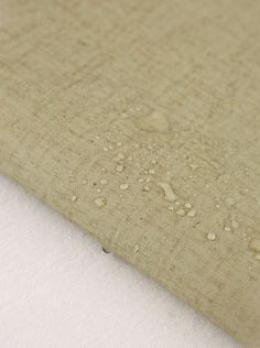 wide laminated linen 1yard (54 x 36 inches) 38380-3. $22.40, via Etsy.