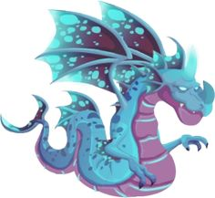 Luminescent Dragon - Rare