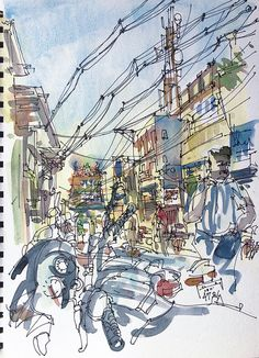 Perumal Sannadhi Street, Tirunelvelli Junction by suhita1, via Flickr