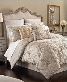 Croscill Bedding, Ava Queen Comforter Set
