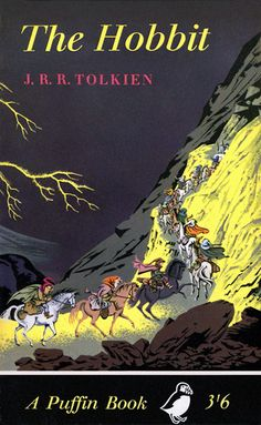 Pauline Baynes' Illustrated Hobbit cover