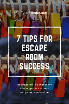 7 Tips for Escape Room Success