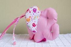 Sonajeros Elefantes para Bebes, $49 en https://ofeliafeliz.com.ar
