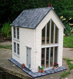 Julie's dolls house blog: Yet Another Cottage!!