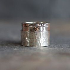 Hey, I found this really awesome Etsy listing at https://www.etsy.com/uk/listing/290028897/stackable-personalised-boho-rings