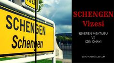 Schengen vizesi işveren mektubu