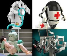 Healthcare Robot Shipments to Surpass 10,000 Units Annually by 2021, According to Tractica - http://www.orthospinenews.com/healthcare-robot-shipments-to-surpass-10000-units-annually-by-2021-according-to-tractica/