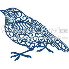 Tattered Lace Robin Die
