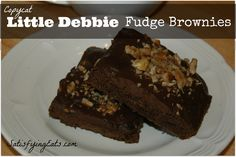 There is nothing more yummy than Little Debbie's Snack Cakes. Yes, they are garbage in a box but they are good in their own weird way. Maybe it is due to the long list of ingredients th…