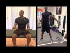 Emeka Okafor on Muscle Activation Techniques