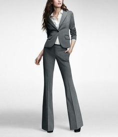 cute clothes business woman suit look style