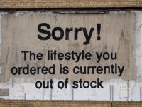 Banksy - Where's My Lifestyle At?