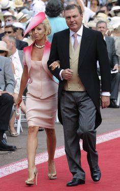 Princess Camilla of Bourbon-Two Sicilies  July 2011