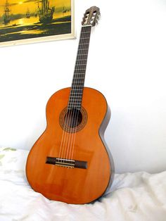 Vintage Alvarez classical guitar made in Japan in the – Guitar Ideas Classical Guitars For Sale, Guitar Prices, Guitar Crafts, Guitar Bag, Learn To Play Guitar, Best Headphones, Ibanez, Best Investments, Playing Guitar