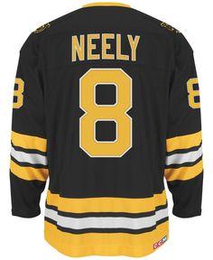 Ccm Men's Cam Neely Boston Bruins Premier Jersey