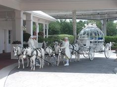 Grand Floridian in Disney World. The best place for a classy Disney- themed wedding.
