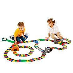Build A Road X Track