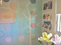 by Yuyu & Gigi Design Residential Interior Design, Gallery Wall, Nursery, Frame, Sprinkles, Polka Dots, Touch, Inspiration, Home Decor