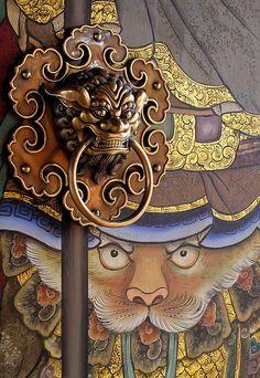 Singapore Door Handl