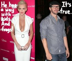 Jenny McCarthy's Son And Donnie Wahlberg Bonded Over Frogs!
