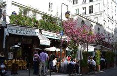 Le café de la palette   43, rue Seine  www.cafelapaletteparis.com