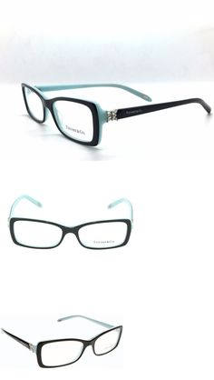 Eyeglass Frames: Tiffany And Co. Tf2091-B 8055 Crystal Black Blue 53 16 140 Eyeglasses Rx Authentic -> BUY IT NOW ONLY: $129.99 on eBay!