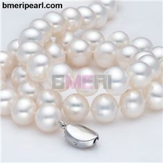 golden south sea pearl necklace, pearl necklace single strand	visit: http://www.bmeripearl.com