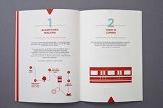 Exploring Singapore by Sok Hwee, via Behance Page Layout Design, Web Design, Graphic Design Layouts, Book Layout, Brochure Layout, Brochure Design, Editorial Layout, Editorial Design, Booklet Design