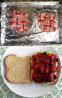 Bacon in every bite!
