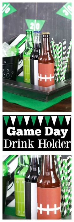 Game Day Drink Holde