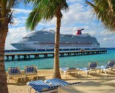 Cozumel - Took a Carnival Cruise and Swimmed with the Dolphins. Zipped lined in Jamaica and Shopped in Grand Caymen Island was included on this trip.