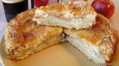Torta de Manzana - Postre Argentino