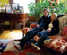 Sonic Youth's Kim Gordon & Thurston Moore Separate