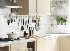 ikea counter cleaning organizing 1