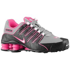 Zebra print Nike Shox<3<3