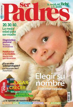 Revista Ser Padres. Diciembre 2012.
