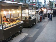 Seoul Food Girl: Introduction to street food