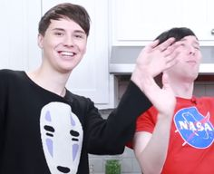 He's beauty and he's grace, he'll (accidentally) hit you in the face (sorry Phil!!)