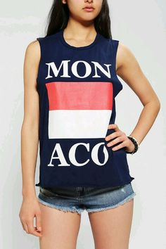 acd83b9aecdcc2 Shop Women s Urban Outfitters Blue size XS Tank Tops at a discounted price  at Poshmark.