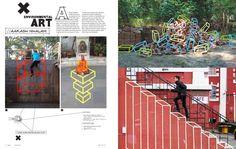 IdN v20n1: Environmental Graphics Issue – Embellishing your surroundings